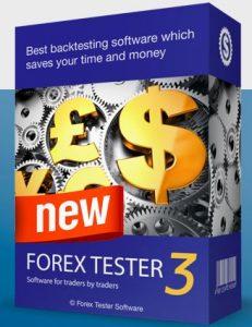 ForexTester3のパッケージ画像