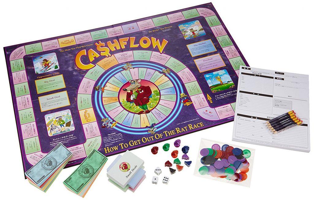 キャッシュフローゲームのボード