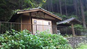 神戸岩のトイレ